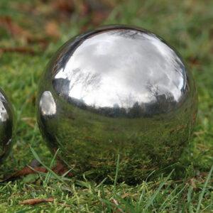 Heksenbol 27 cm Zilver-0