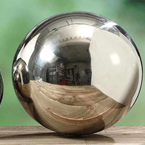 Heksenbol 9 cm Zilver-0
