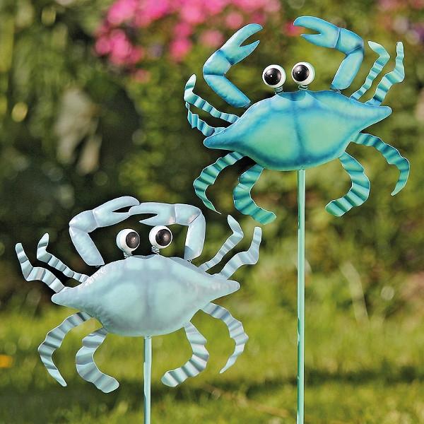 Tuinsteker Krab