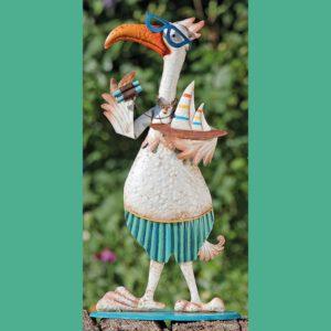 Tuinvogel Fred