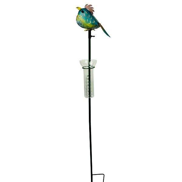 Regenmeter Vogel Pim
