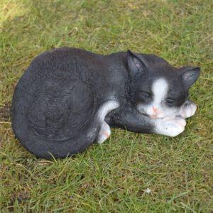 Tuindecoratie Kat