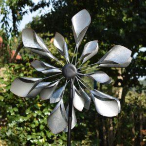 Windmolen Zilver