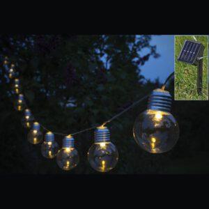 LED Lampjesketting