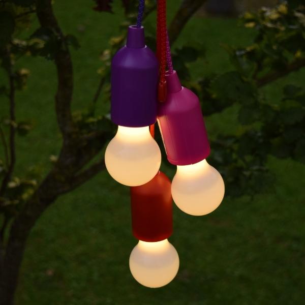 LED Lampenset Tricolor