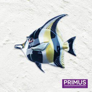 Muurdecoratie Vis - Moorish Fish