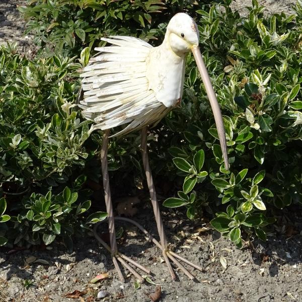 Metalen weidevogel Wulp-0