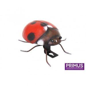 Muurdecoratie Lieveheersbeestje klein