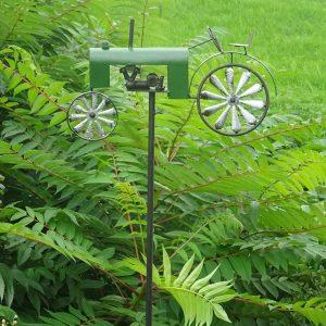 Tuinsteker groene trekker